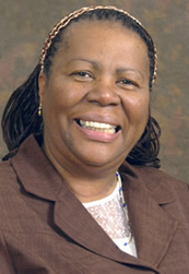 Education Minister Naledi Pandor
