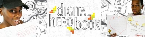Digital Hero Book Project