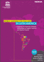 UNESCO Working Paper Series on Mobile Learning